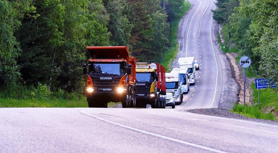 Scania: тур по Дальнему Востоку завершен