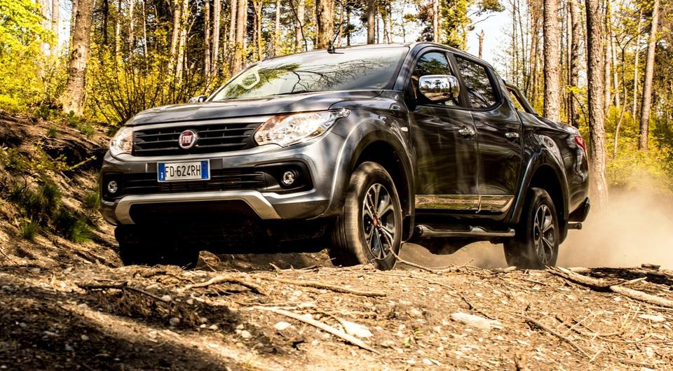 Fiat Fullback: готовность покорять Россию