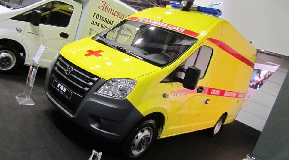 «Газель NEXT»: средний фургон как «скорая помощь»