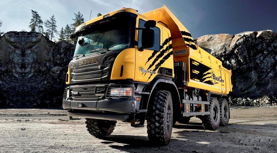 Scania: «Черный коготь» нацелился на Сибирь