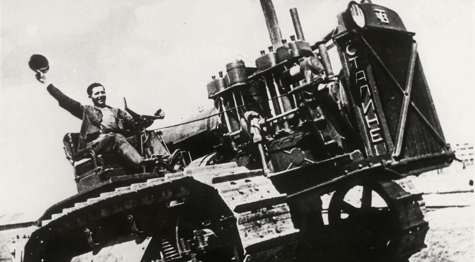 ЧТЗ занялся рециклингом своих тракторов