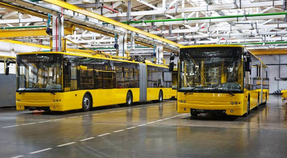 «Богдан Моторс»: Троллейбусы и «школьники»