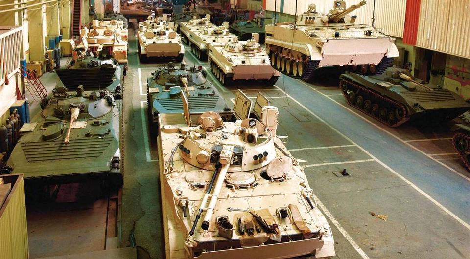 «Тракторные заводы» остались без военного дивизиона