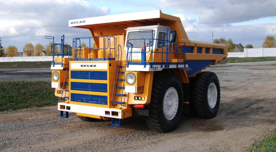 90-тонные БЕЛАЗы получат новые «автоматы»