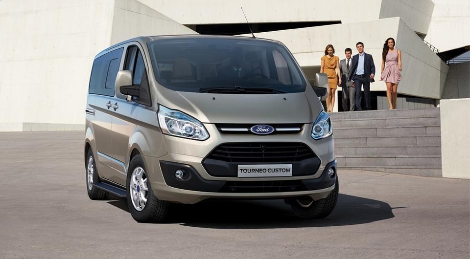 Ждем новых модификаций малотоннажников Ford!