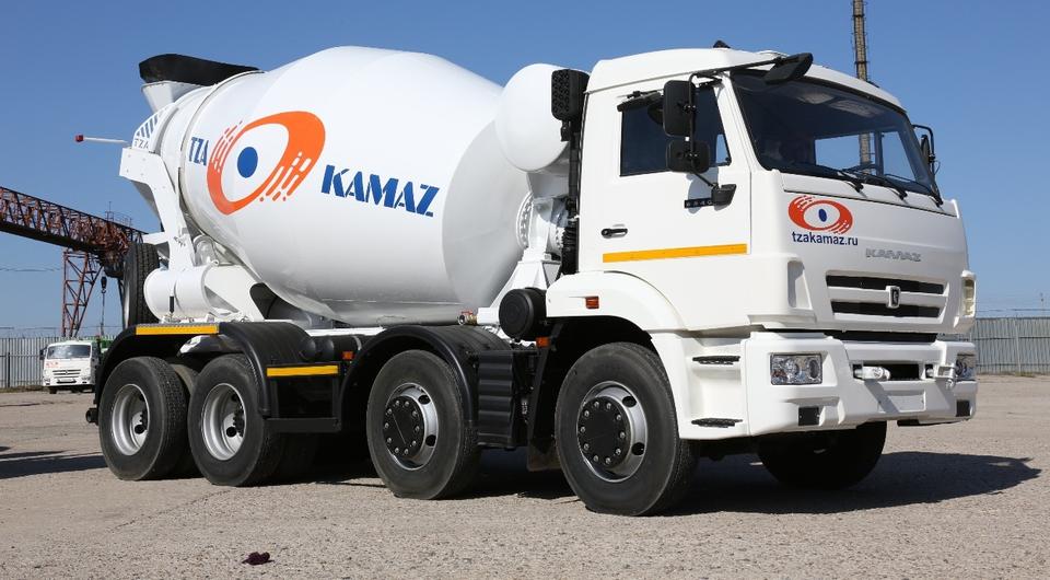 КАМАЗ-6540: разрабатываются новые модификации