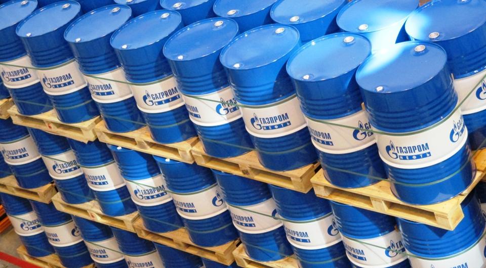 «Газпром нефть»: Продажи масел G-Energy идут вверх