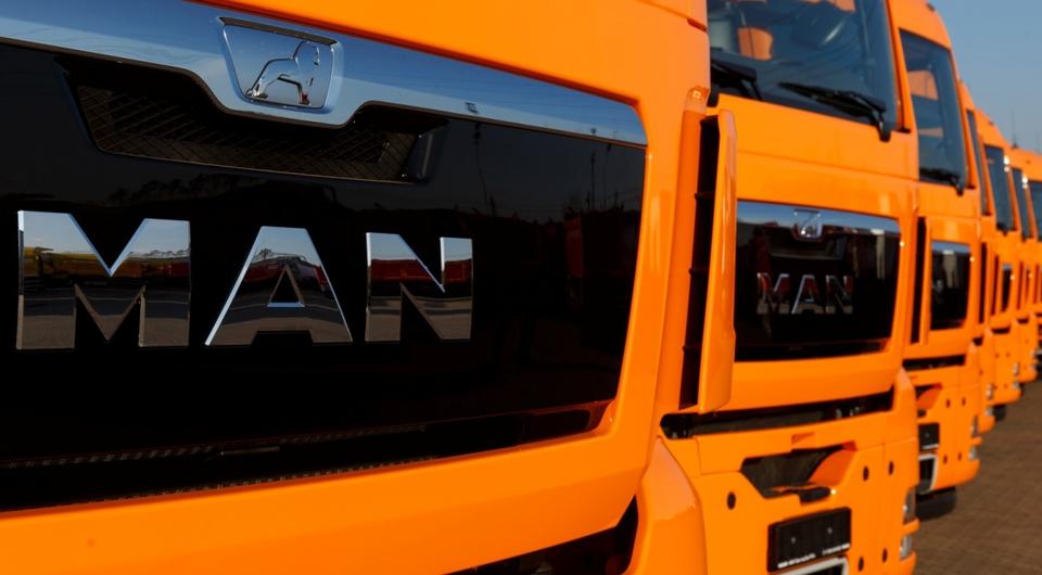 Петербургская компания «ТранКо» закупила 20 MAN TGX