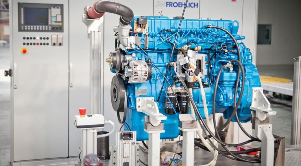 ЯЗДА: топливные насосы под стандарт Евро-5