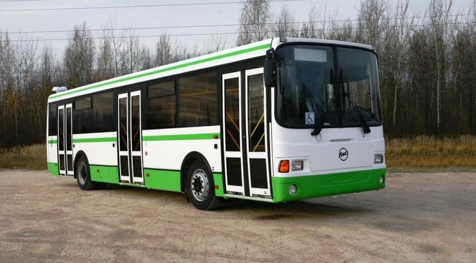 Ликинские автобусы отправились в Киргизию