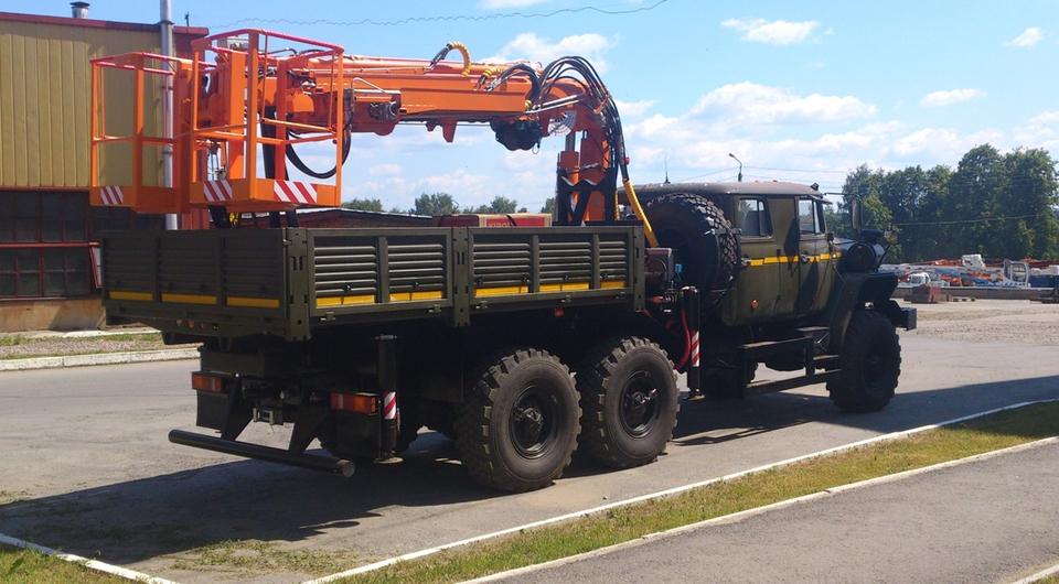 Первая партия МКМ-200 отправлена в Казахстан