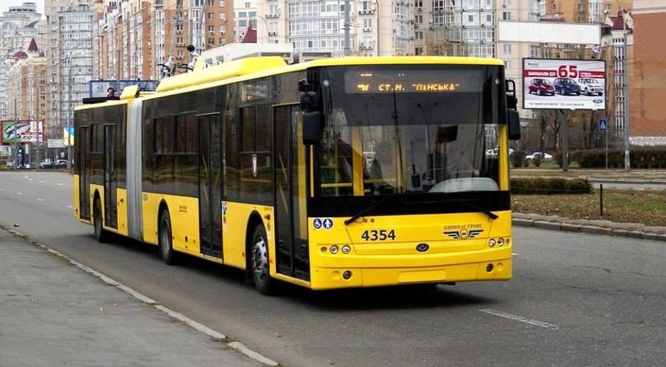 «Богдан» завершил поставку очередной партии троллейбусов в Киев