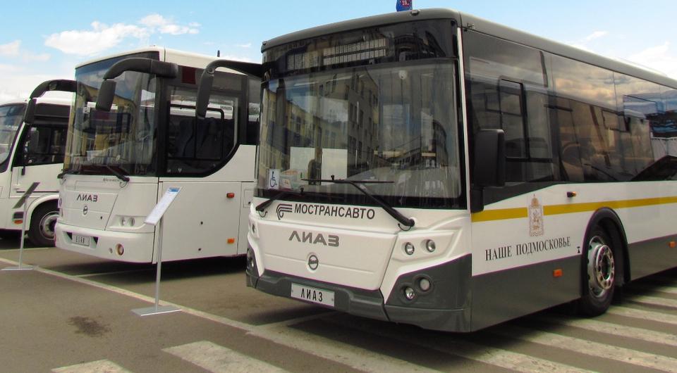 «Группа ГАЗ»: 900 ликинских автобусов для Ирана