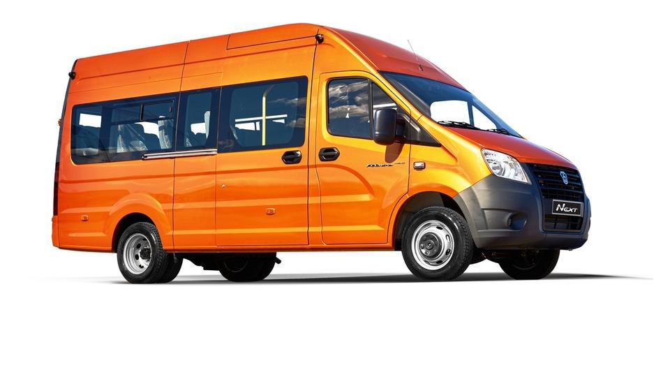 Микроавтобус «Газель NEXT»: продажи стартовали!