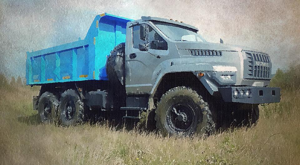«Уралпромтехника»: самосвальные кузова для «Урал NEXT»