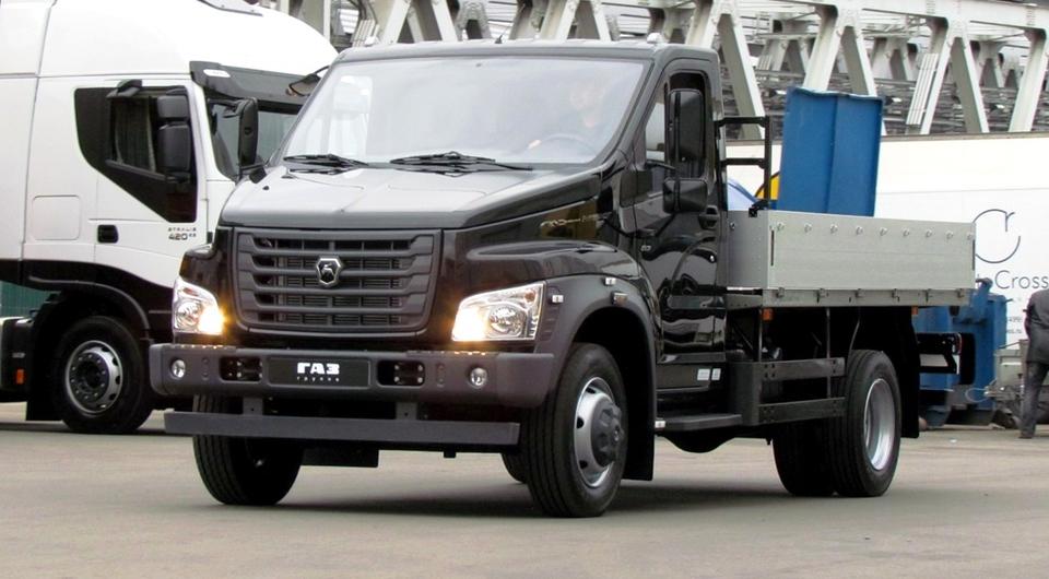 ГАЗ обошел всех на украинском грузовом рынке