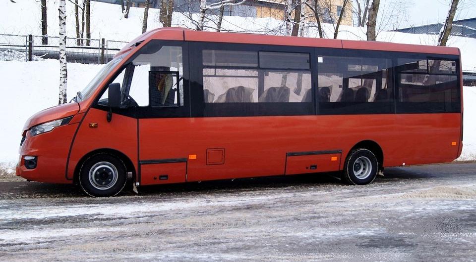 Автобусы «Неман»: больше и краше