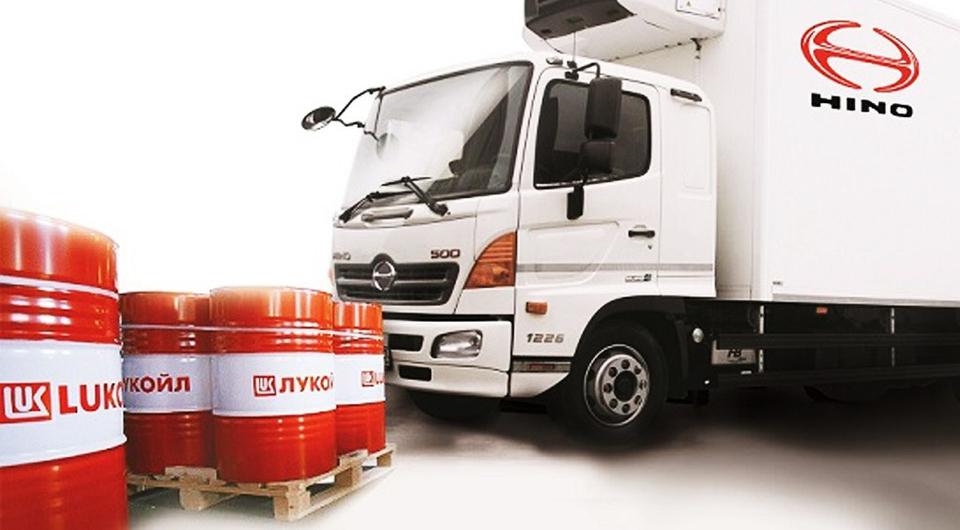 «Лукойл» начинает поставки масел для сервисов HINO