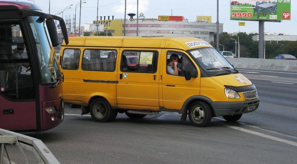 Омск: владельцы маршруток пытаются отстоять права