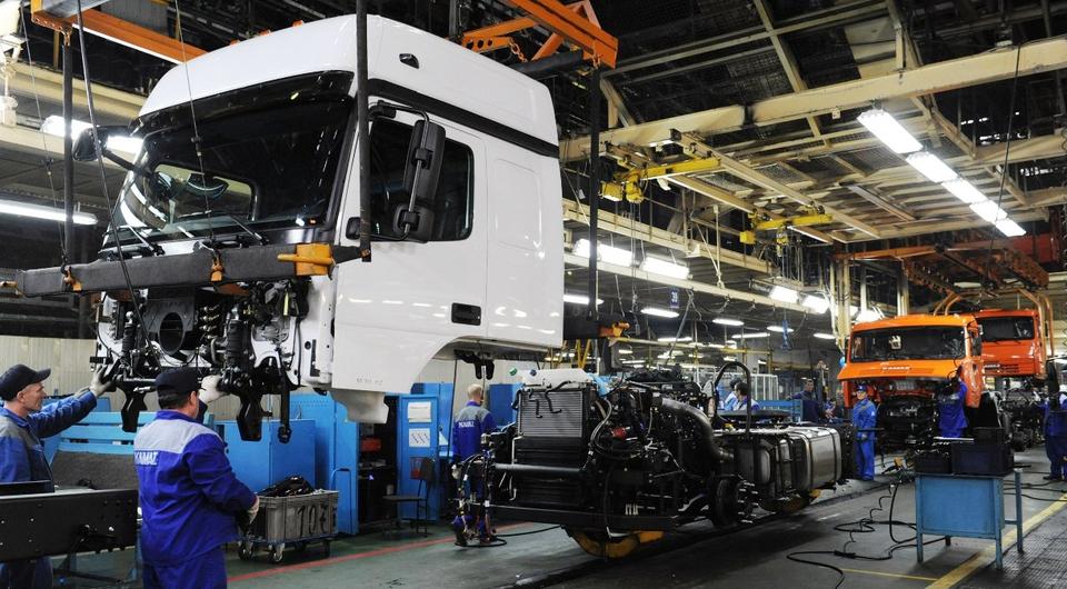 КАМАЗ запланировал рост качества производства