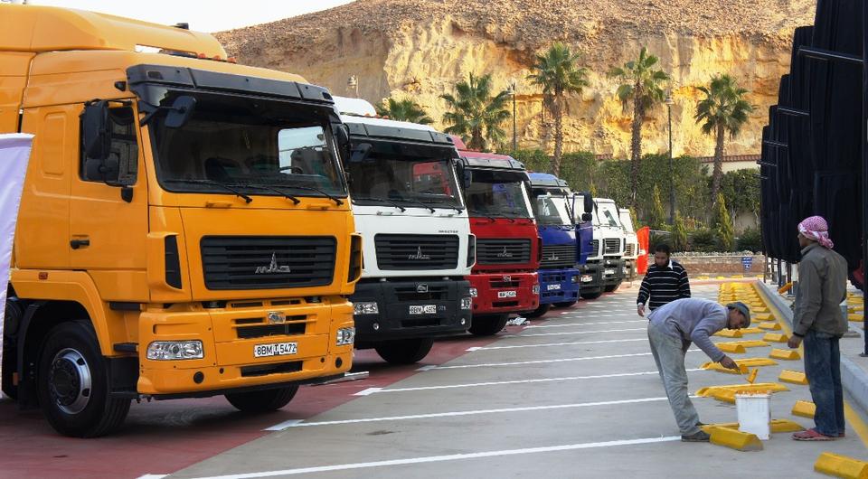 МАЗ откроет сборочный завод в Египте