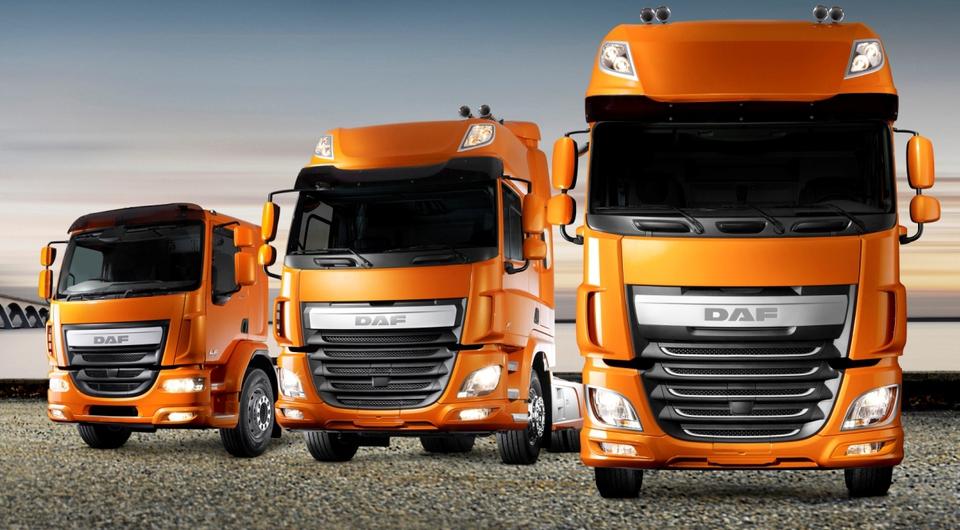 DAF Trucks нарастил долю на европейском рынке