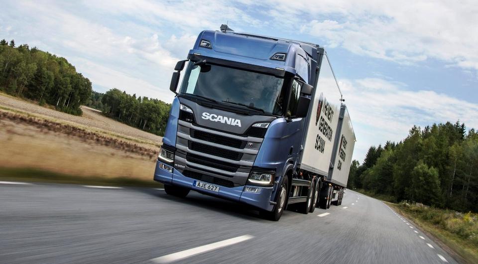 Scania создает инвестиционный венчурный фонд