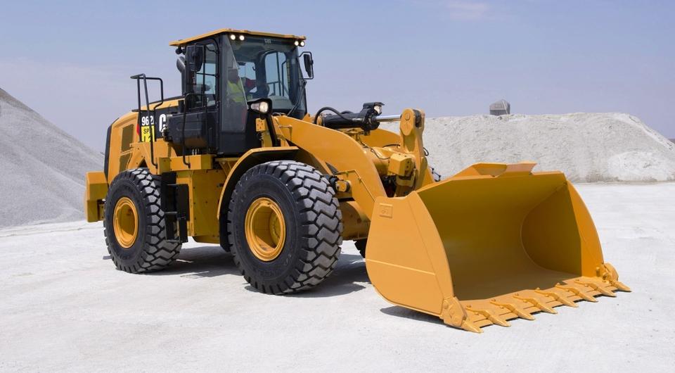 Caterpillar: новые колесные погрузчики серии L