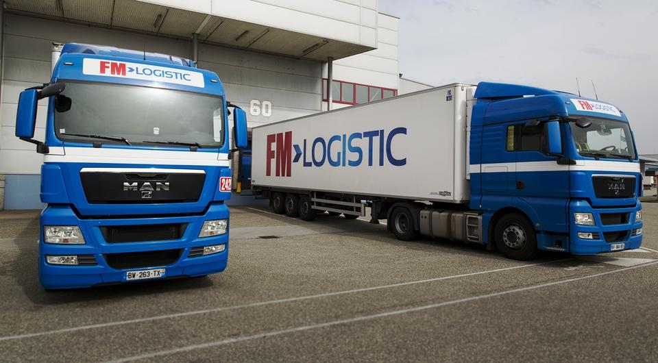 FM Logistic: сборные грузы по маршруту Париж - Москва