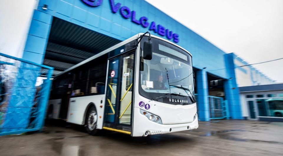Volgabus завершил выполнение крупнейшего контракта