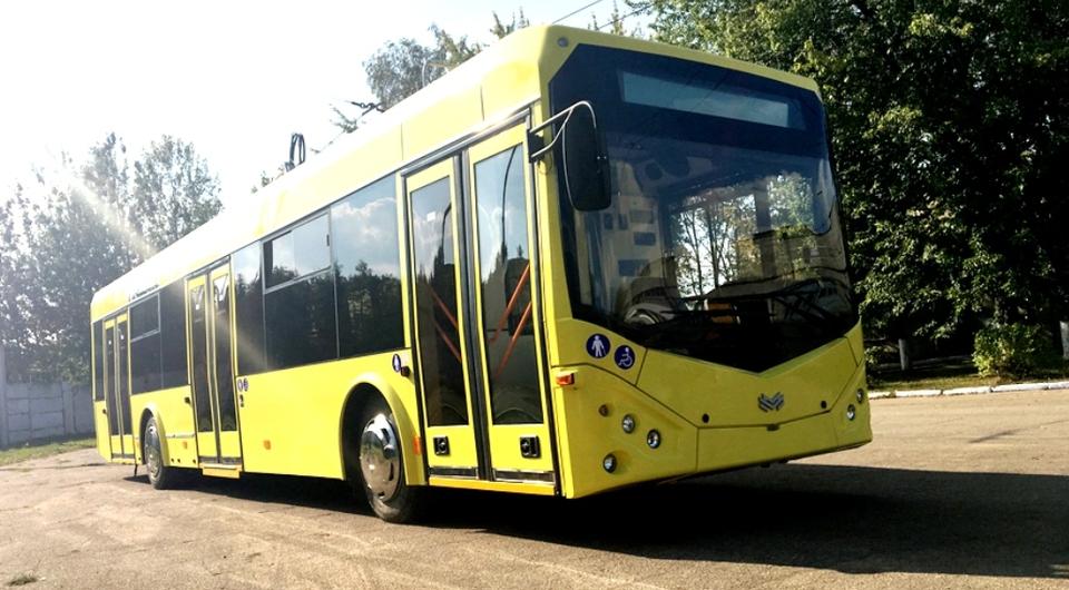«Белкоммунмаш»: троллейбусы для Украины и России