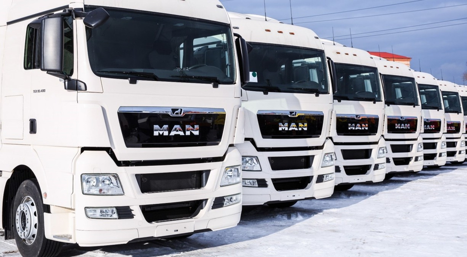 «Монополия» приобрела полтора десятка MAN TGX 18.400
