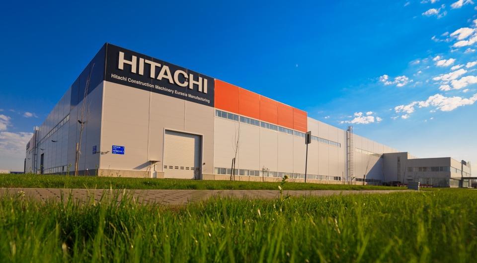 Российский завод Hitachi двукратно увеличит экспорт стрел в Европу