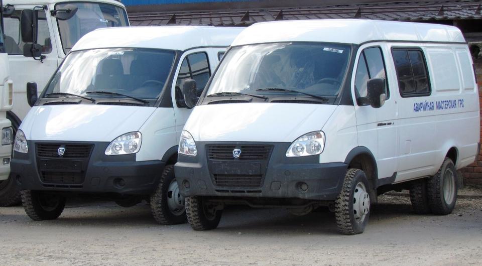 Малотоннажники ГАЗ: рост продаж по итогам квартала