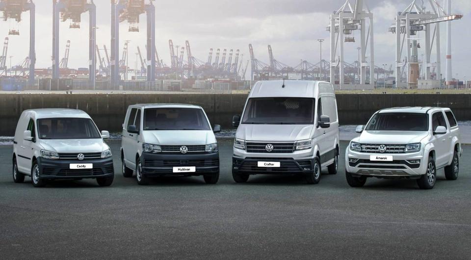 Volkswagen Коммерческие автомобили. Рост продолжается