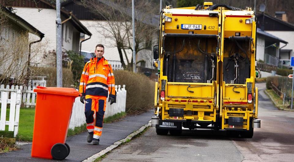 Volvo Trucks: автономное управление вывозом мусора
