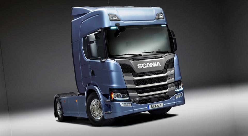 У Scania новые кабины и новые двигатели