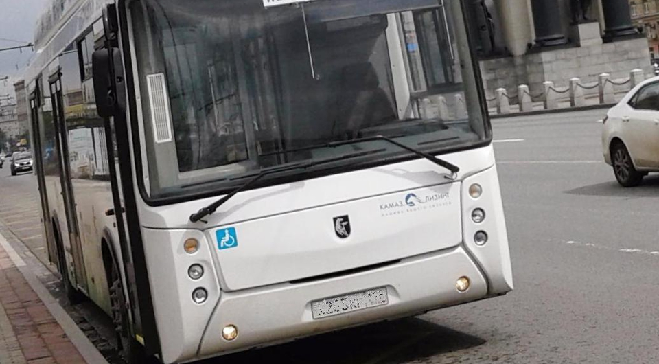 Саратов получил пять газовых нефтекамских автобусов