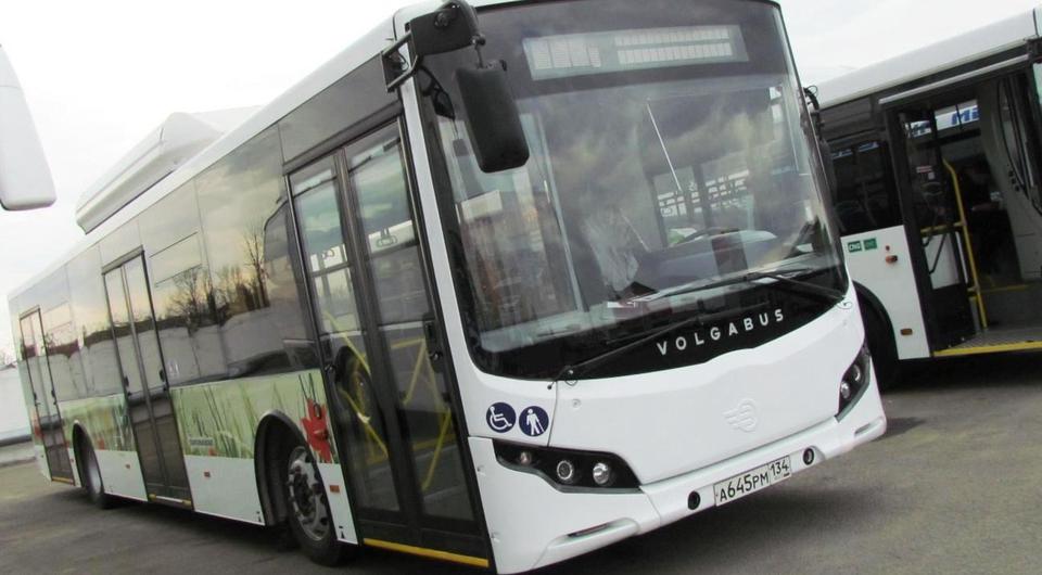 Volgabus испытывает электробус