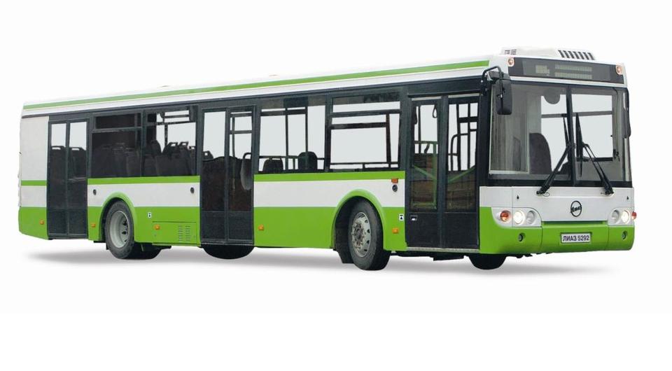 Ликинские автобусы отправились в Тюмень