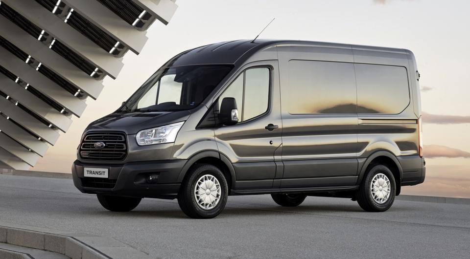 Ford Transit в России: июньский рывок