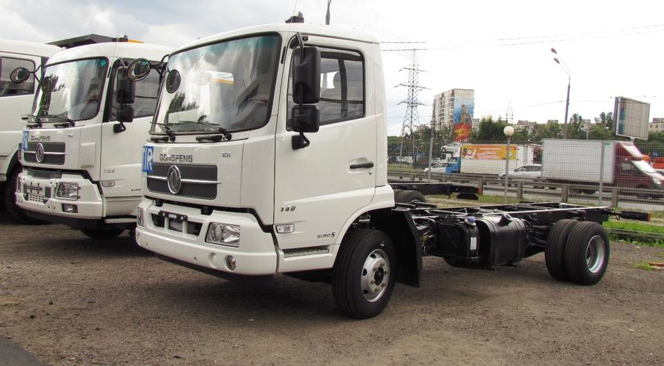 «Дунфэн Мотор РУС» объединил легковое и грузовое подразделения
