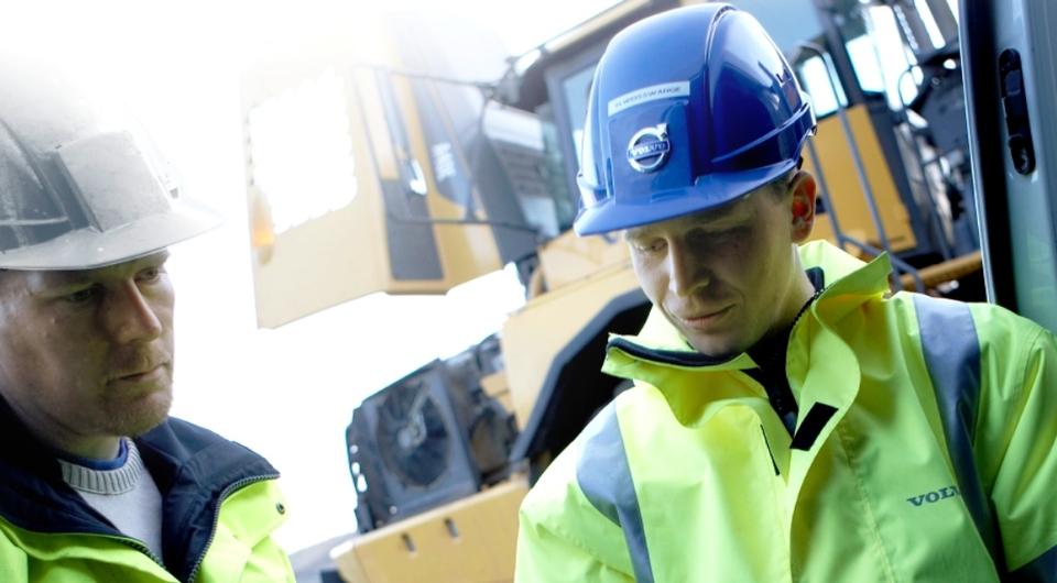 Volvo CE: в Санкт-Петербурге названы лучшие операторы