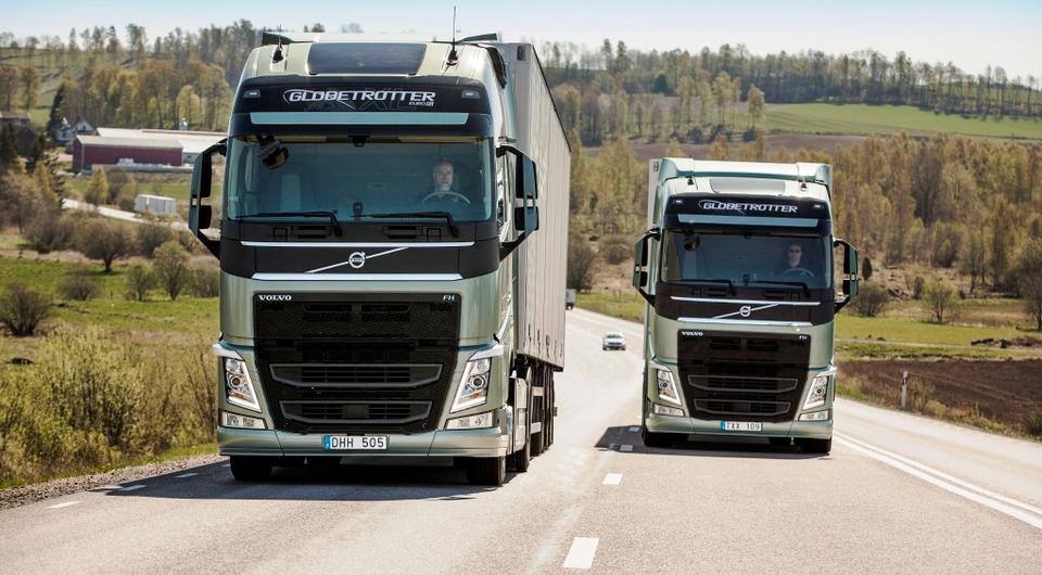 Volvo Trucks: крупнейший контракт подписан в Гетеборге