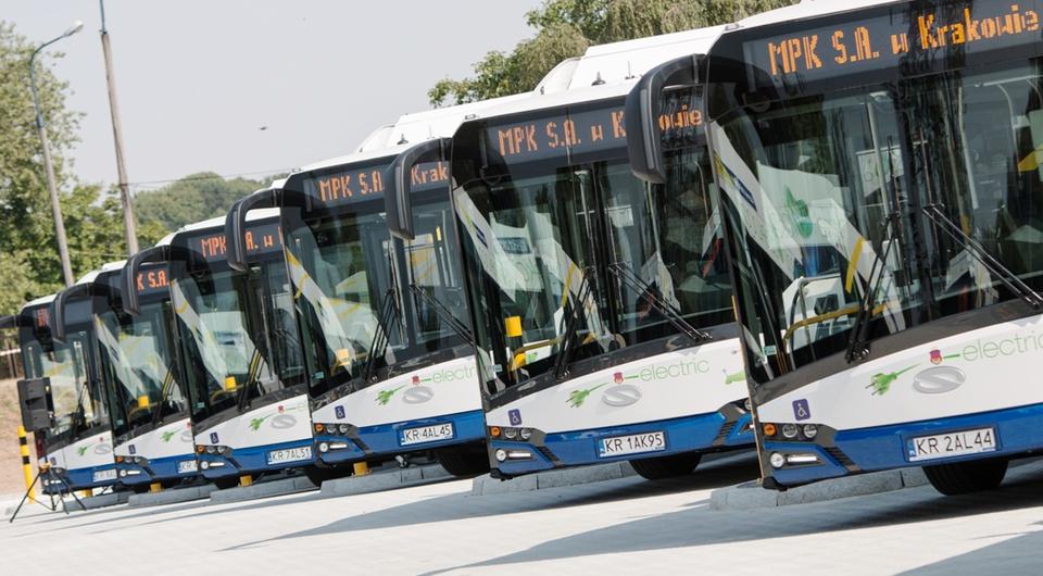 Solaris наращивает поставки электробусов в Европу