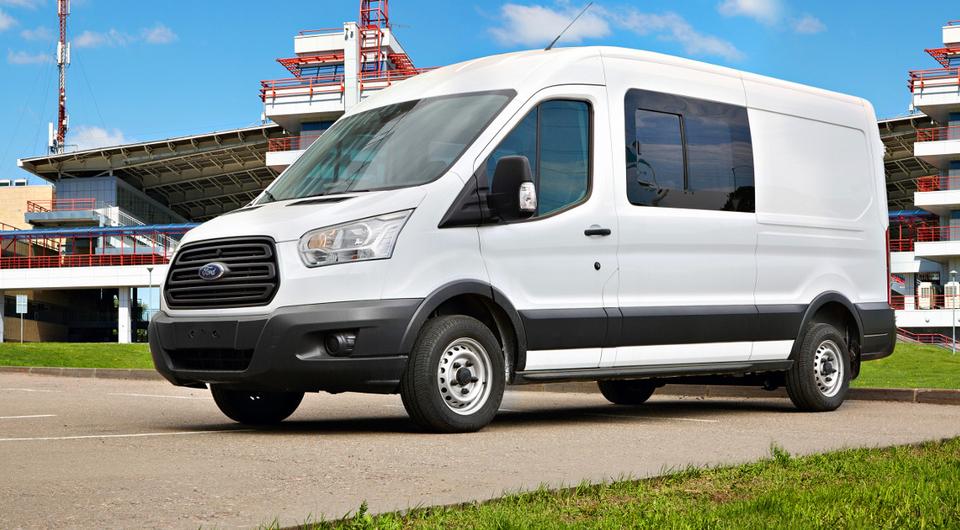 Ford Telematics: эффективнее управляй автопарком!