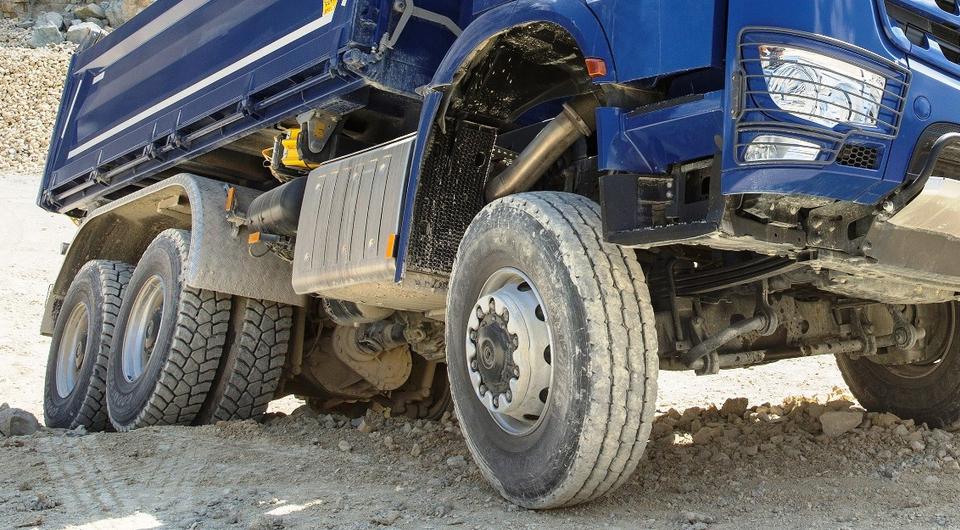 SPRINGER. Российские рессоры для импортных грузовиков