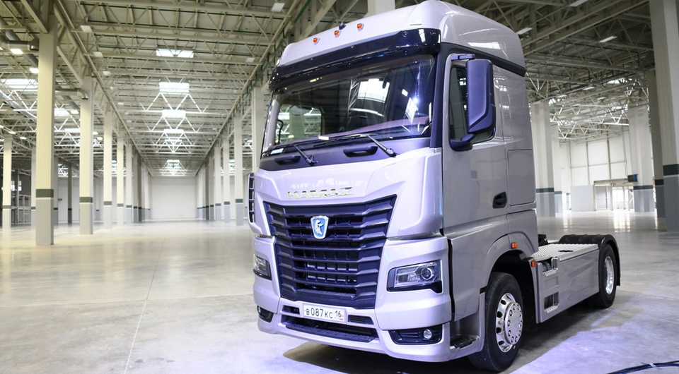 КАМАЗ: новый завод кабин готов к монтажу оборудования
