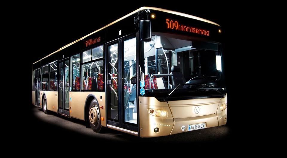 Львовский автобусный: завода больше нет!