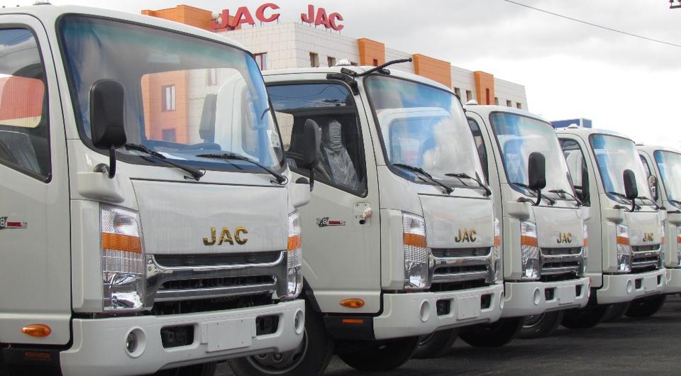 JAC Motors вводит в России единую стоимость ТО!